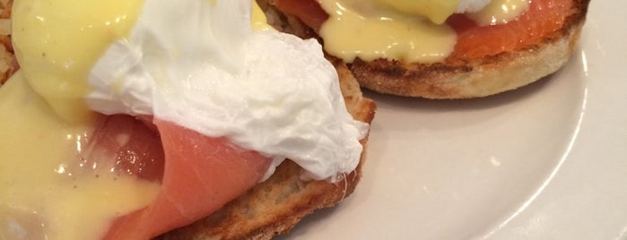 Palmetto Bay Sunrise Cafe is one of America's 50 Best Eggs Benedict Dishes.