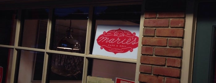 Marie's Italian Specialties is one of ital.