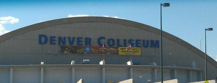 Denver Coliseum is one of Fun Things To Do in Denver, Colorado.