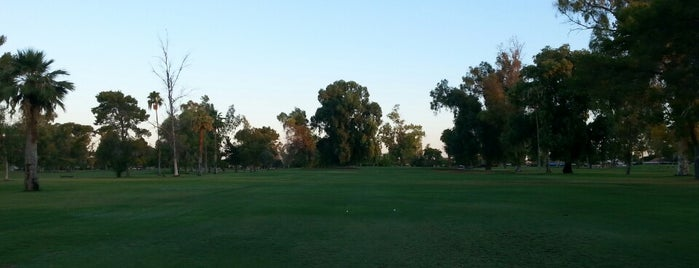 Maryvale Golf Course is one of PHX Scene.