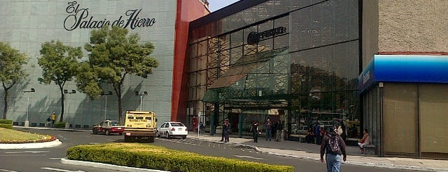 Perisur is one of Mexico City.