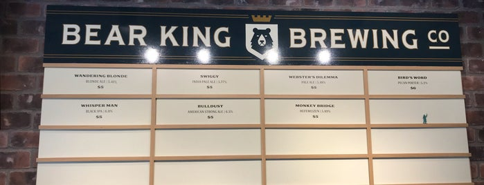 Bear King Brewing Company is one of สถานที่ที่ Werner ถูกใจ.