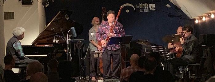 Bird S Eye Jazzclub is one of Besuchen non-D.