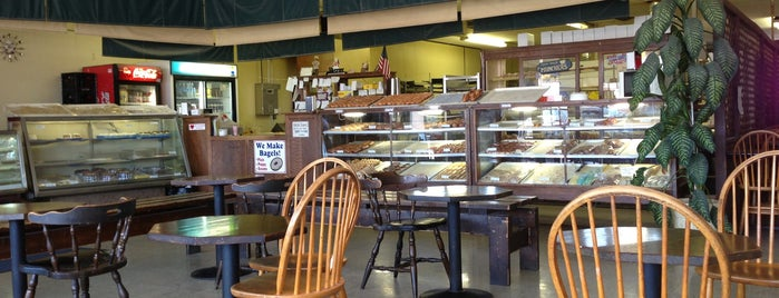 Munchers Bakery is one of Night Out.