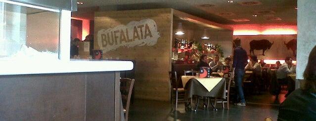Fratelli La Bufala is one of Bella Napoli @ Milan.