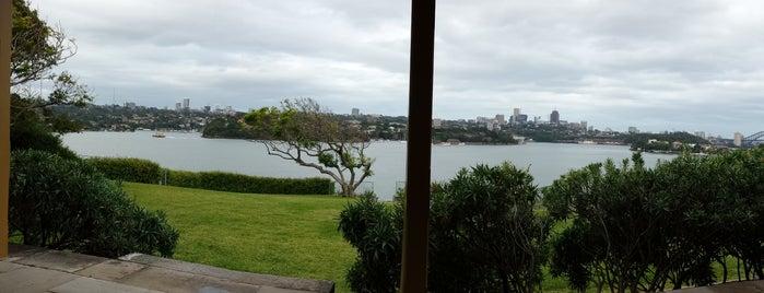 Cockatoo Island is one of Sydney.