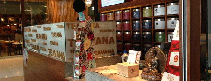 Teavana is one of Pubs, bristo, rest,cofre, y antros X visitar.