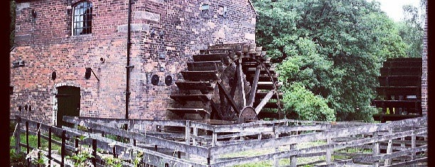 Cheddleton Flint Mill is one of Churnet Valley 2018.