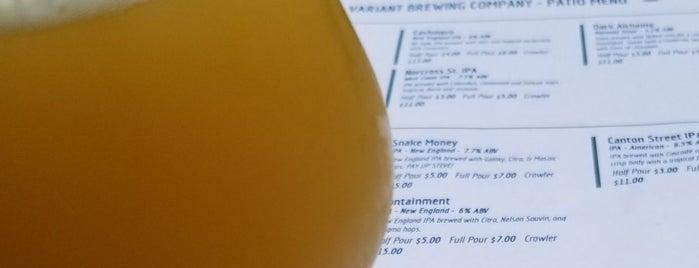 Variant Brewing is one of Posti che sono piaciuti a Phil.