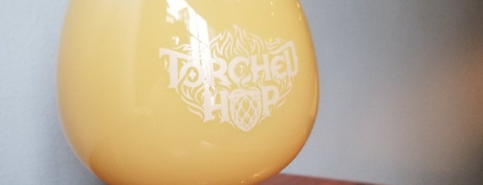 Torched Hop Brewing Company is one of Breweries or Bust 2.