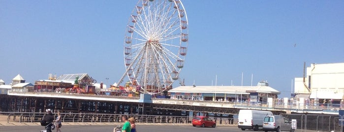 Central Pier is one of Where I have been.