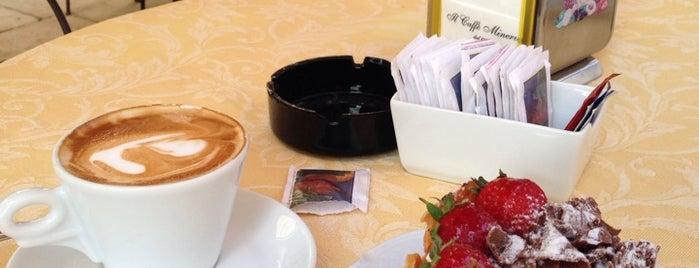 Caffé Minerva is one of Grand Tour de Sicilia.