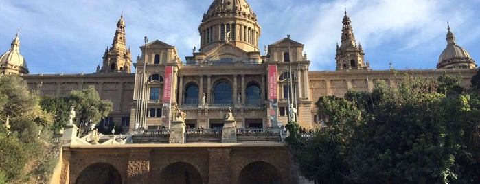 Museu Nacional d'Art de Catalunya (MNAC) is one of Fabioさんのお気に入りスポット.