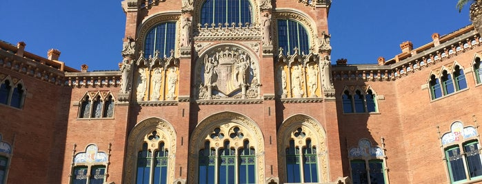 Església de l'Hospital de Sant Pau i la Santa Creu is one of Orte, die Fabio gefallen.