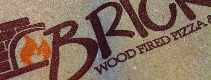 Bricks Wood Fired Pizza is one of Orte, die Dan gefallen.