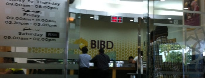 BIBD Bank, Manggis Mall is one of Posti che sono piaciuti a S.