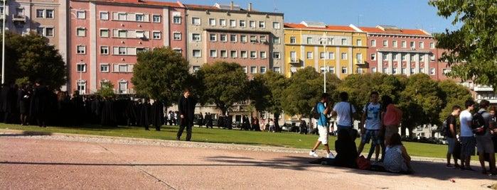 Alameda D. Afonso Henriques is one of 101 coisas para fazer em Lisboa antes de morrer.