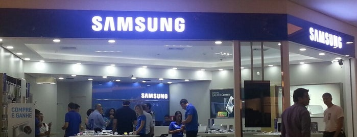 Samsung Store is one of Everything São Paulo.