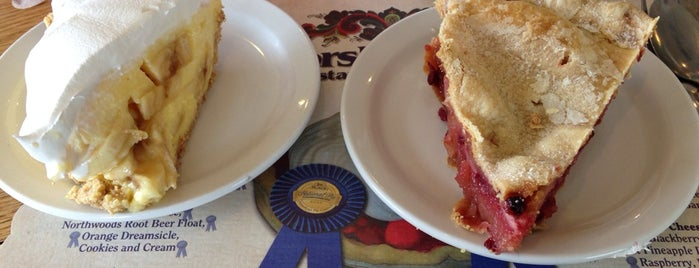Norske Nook is one of America's Best Pie.
