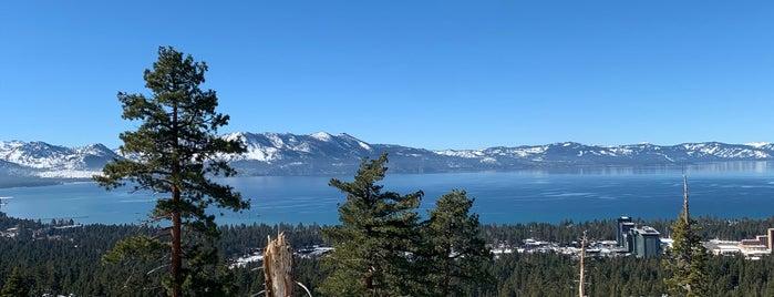 Van Sickle Trail is one of Tahoe.