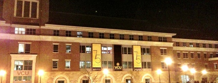 VCU - Snead Hall Business Building is one of love.