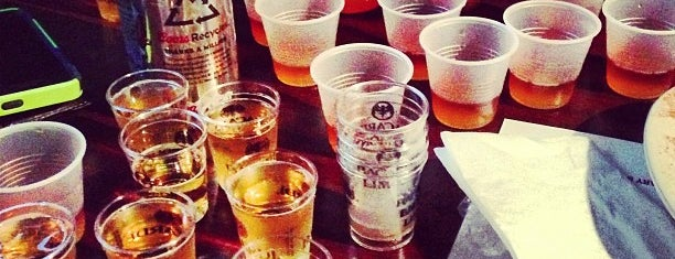 No Idea Tavern is one of Baltimore Sun's 50 Best Bars (2013).
