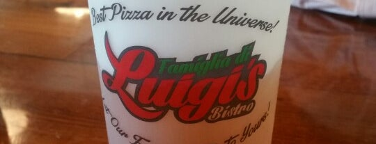 Luigi's Bistro is one of Ryan : понравившиеся места.