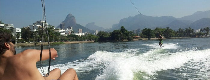 Wakeboard - Lagoa is one of Lugares favoritos de Isabela.