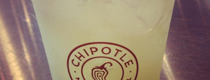 Chipotle Mexican Grill is one of Arena District.