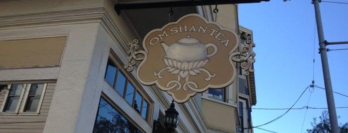Om Shan Tea is one of Tea.