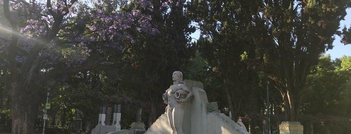 Parque México is one of Siobhán'ın Beğendiği Mekanlar.