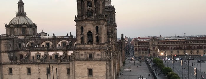 Catedral Metropolitana de la Asunción de María is one of Siobhán'ın Beğendiği Mekanlar.
