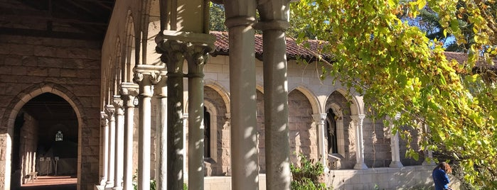 The Cloisters is one of Tempat yang Disukai Siobhán.