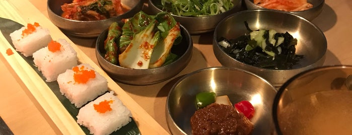 miss KOREA BBQ is one of Tempat yang Disukai Siobhán.