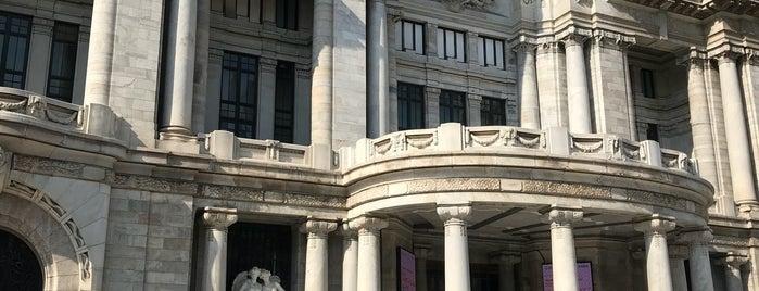 Güzel Sanatlar Sarayı is one of Siobhán'ın Beğendiği Mekanlar.