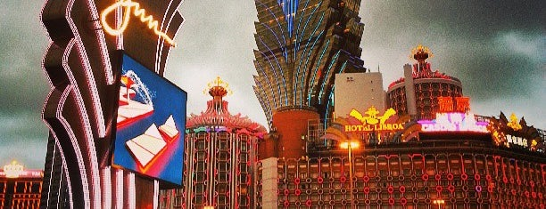Wynn Macau is one of MACAU Favorites.