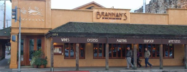 Brannan's Grill is one of Wine Trip.