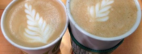 Zynga Four Barrel is one of San Fran Coffee Shops.