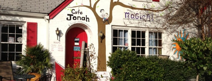 Cafe Jonah and The Magical Attic is one of Brunch spots.