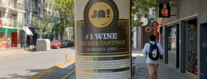 Lo de Joaquin Alberdi Vinoteca is one of Argentina - Buenos Aires.