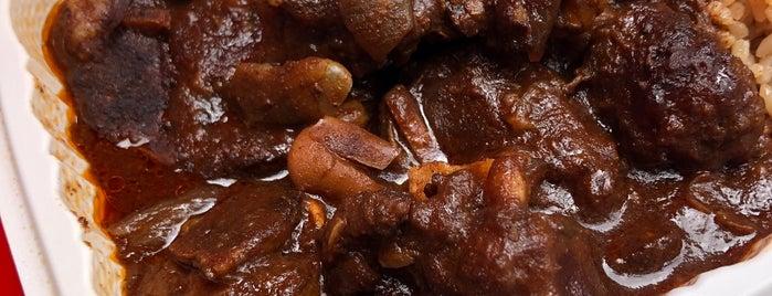 Tings Jamaican Jerk Chicken is one of Fooood.