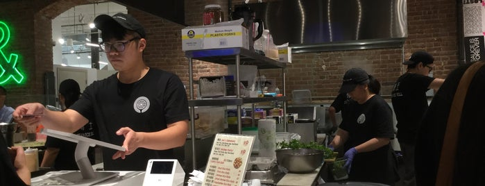 Joe's Steam Rice Roll is one of Noodles & Dumplings.