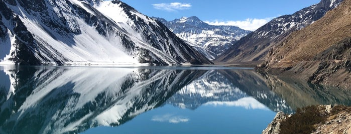Embalse El Yeso is one of Orte, die Jadiânia gefallen.