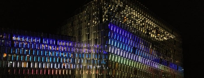Harpa is one of My Iceland.