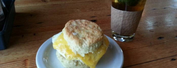 Pine State Biscuits is one of Places to go in Portland, OR.