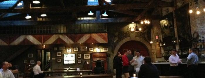 Houston Hall is one of Beer Garden / Outdoors.