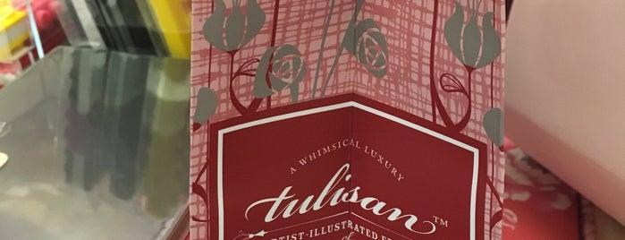 Tulisan is one of Orte, die Arie gefallen.