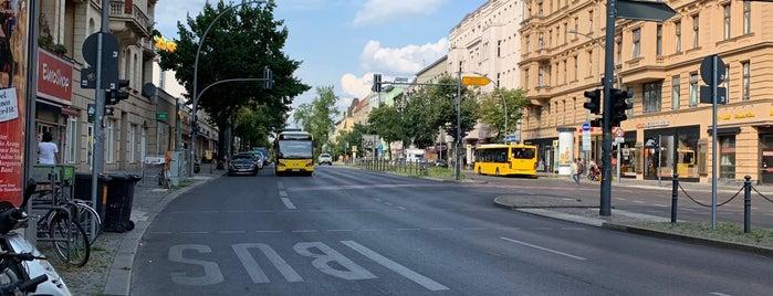 Akazienkiez is one of Berlin Schöneberg.
