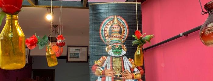 Samosa & Company Indian Food is one of Orte, die M. gefallen.