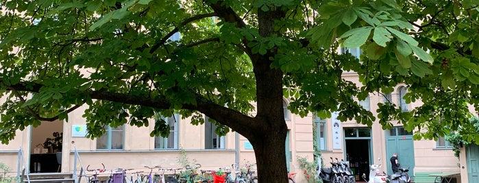 Galerie König is one of Destination: Berlin.